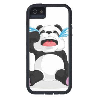 Griterío de la panda iPhone 5 Case-Mate carcasa