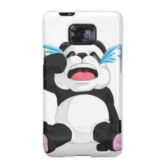 Griterío de la panda galaxy SII carcasa