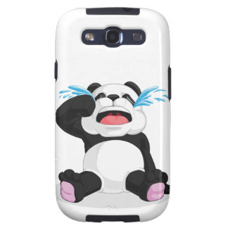 Griterío de la panda galaxy SIII protector