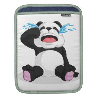 Griterío de la panda manga de iPad