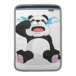 Griterío de la panda fundas MacBook