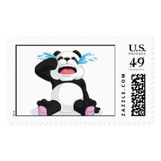 Griterío de la panda sello