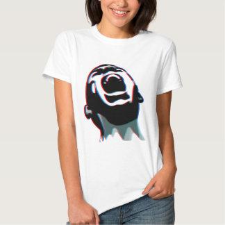 Grito 3D Camisas