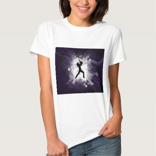 Grito del fragmento n t-shirts