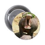 Grito del hipopótamo pins