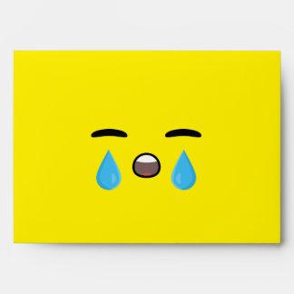 Grito Emoji Sobre