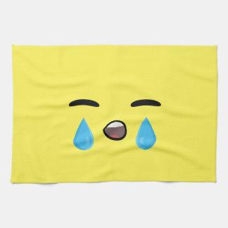 Grito Emoji Toallas De Mano