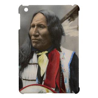 Grito en el vintage del indio de Oglala Siux 1899 iPad Mini Fundas