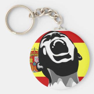 Grito España Llaveros Personalizados