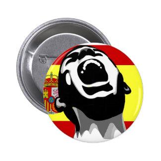 Grito España Pins