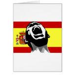 Grito España Tarjeta