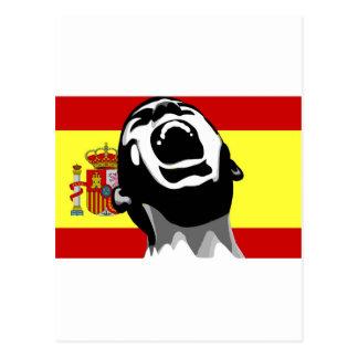 Grito España Tarjetas Postales