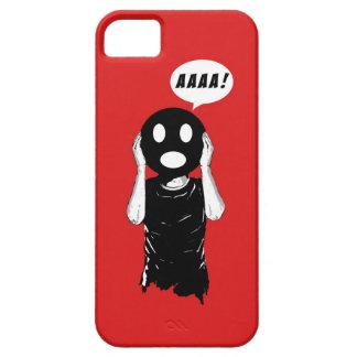grito funda para iPhone 5 barely there