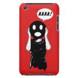 grito iPod Case-Mate cárcasas