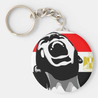 Grito para Egipto Llavero