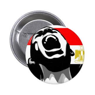 Grito para Egipto Pin