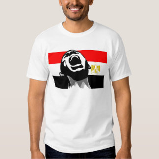 Grito para Egipto Remera