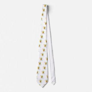 Grito para el helado corbatas personalizadas