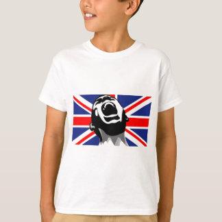 Grito para el Reino Unido Poleras