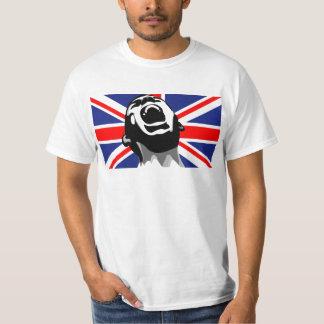 Grito para el Reino Unido Remeras