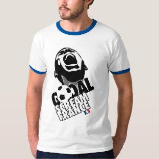 Grito para Francia - fútbol Playera
