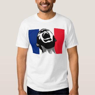 Grito para Francia Poleras