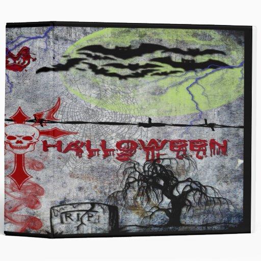 """Grito para Halloween 2"""" carpeta"""
