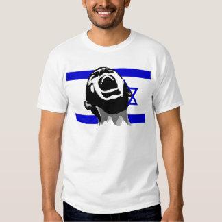 Grito para Israel Camisas