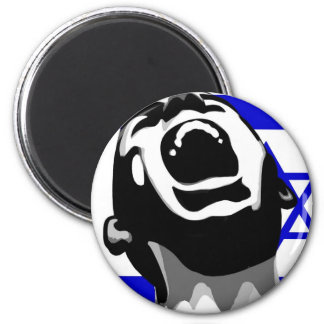 Grito para Israel Imán Redondo 5 Cm