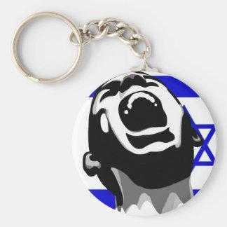 Grito para Israel Llavero