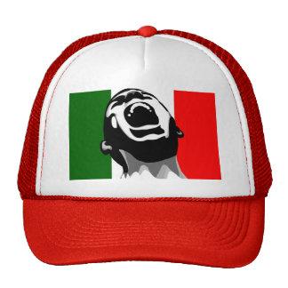 Grito para Italia Gorro De Camionero