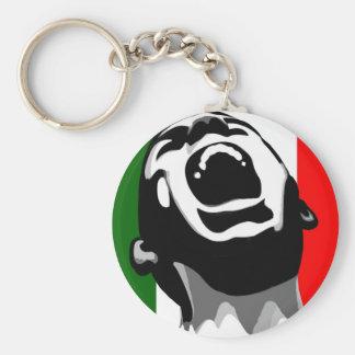 Grito para Italia Llavero