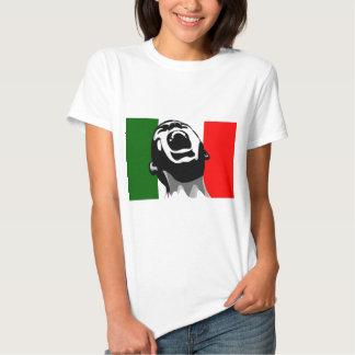 Grito para Italia Playera