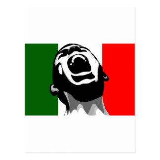 Grito para Italia Postal