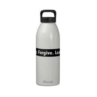 Grito. Perdone. Aprenda Botella De Agua Reutilizable