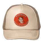 Grito si quiero los 50.os regalos de cumpleaños gorra