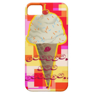 Grito, usted grito… iPhone 5 Case-Mate protector