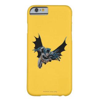 Gritos y estocadas de Batman Funda Barely There iPhone 6