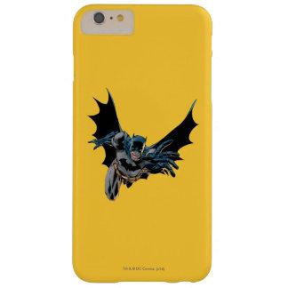 Gritos y estocadas de Batman Funda Barely There iPhone 6 Plus