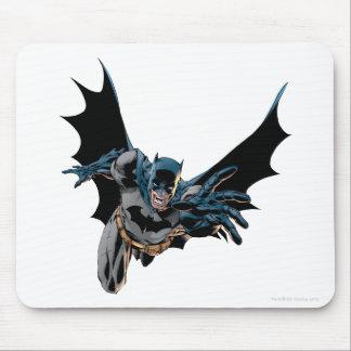 Gritos y estocadas de Batman Mousepad