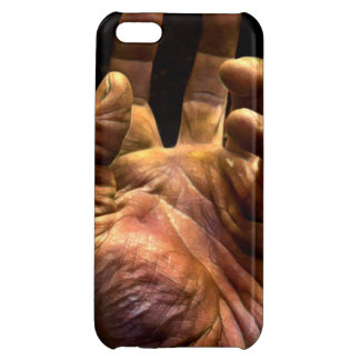 Gritty Grasping Human Hand iPhone 5C Cover