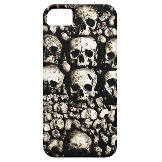 Gritty skulls iPhone 5/5S Case
