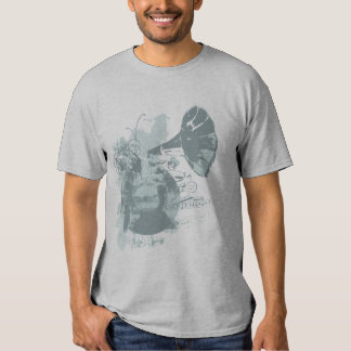 Gritty Victrola T-shirt