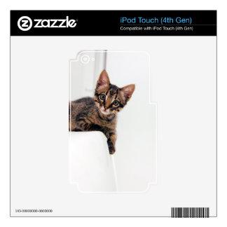grizol de Nana iPod Touch 4G Calcomanía
