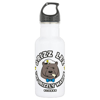 Grizz Lee - The Marine Water Bottle