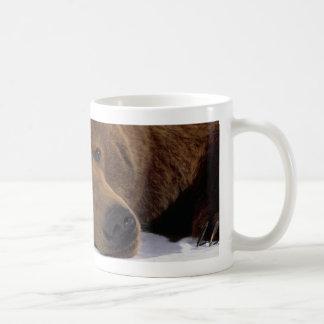 Grizzle Bear Coffee Mug