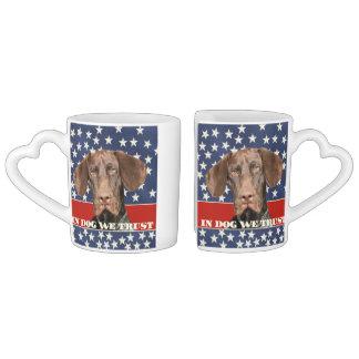 Grizzly4President, en perro confiamos en Tazas Amorosas