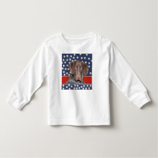 Grizzly4President, In Dog We Trust Toddler T-shirt