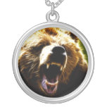 Grizzly Attack Pendant