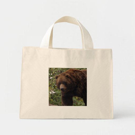 grizzly-bear-005 canvas bags